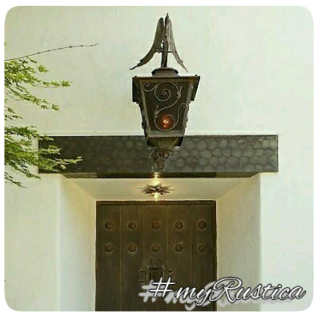 mexican outdoor wall lanterns