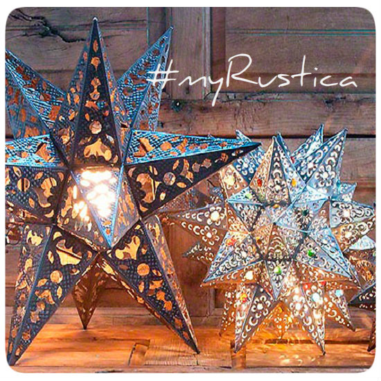 rustic home accents
